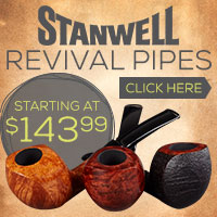 Stanwell Revival Pipes!
