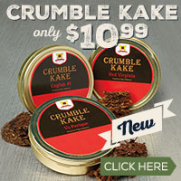 Purchase the New Crumble Kake and get a FREE pack of Sutliff Gum!