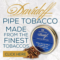 Davidoff is made from the finest tobaccos!