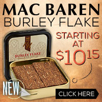 New - Mac Baren HH Burley Flake!