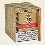 CAO Gold Mini Cigarillos Tins