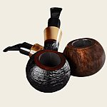 Butz-Choquin Shorty Pipes