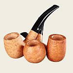 Butz-Choquin Sumpermate Black Pipes