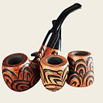 Crown Manol Natural Rustic Pipes