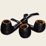 Bjarne Viking Sandblast Pipes