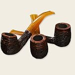 Forseti Rustic Pipes