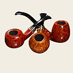 Neerup Classic Group 3 Pipes