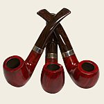 Peterson Flame Grain Pipes