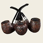 Peterson Dublin Rustic Pipes