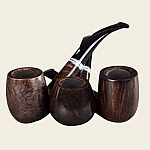 Savinelli Bianca Smooth Pipes
