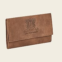 Sutliff Leather Pouch  Brown Leather Pouch