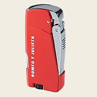 Romeo y Julieta Razor Twin Torch Lighter