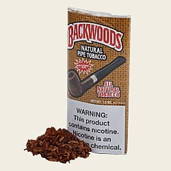 Backwoods Buttered Rum 1.5oz Pouch