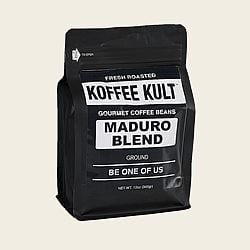 Koffee Kult Coffee - Maduro Cigar Blend