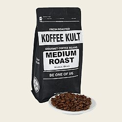 Koffee Kult Coffee - Medium Roast