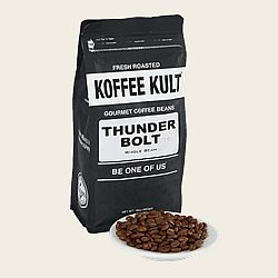 Koffee Kult Coffee - Thunderbolt French Roast