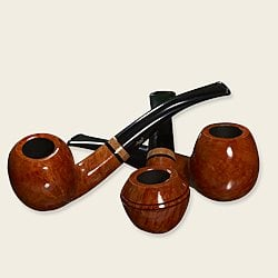 Bjarne Viking Skagen Virgin Pipes