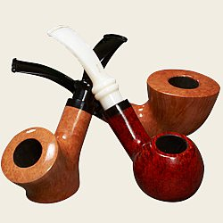 Nording Royal Flush Queen Pipes