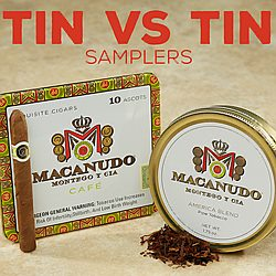 Tin vs. Tin Samplers