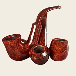 Peterson Waterford Pipes