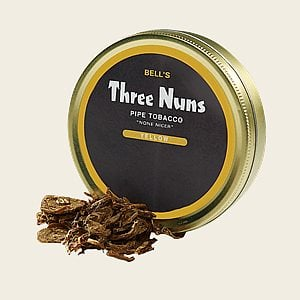 Three Nuns Yellow Packaged Pipe Tobacco