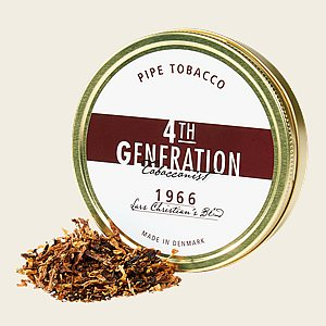 4th Generation 1966 Pipe Tobacco