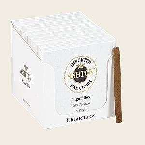 Ashton Tins and Packs Cigars