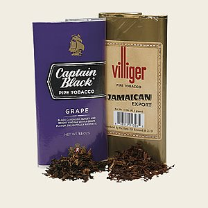 Sparring Match Pipe Tobacco Samplers