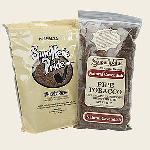 The Natural Pipe Tobacco Samplers