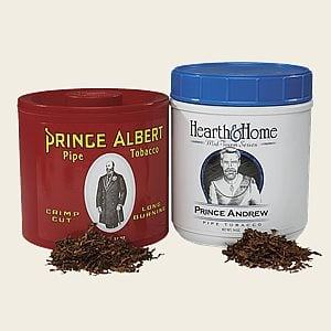 A Princely Punchout Pipe Tobacco Samplers