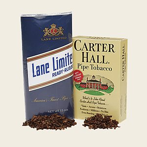 A Classic Battle Pipe Tobacco Samplers