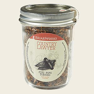 Briar Works Country Lawyer Pipe Tobacco