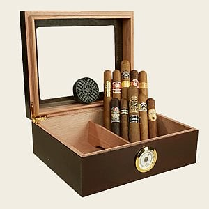 Top Shelf Humidor Combo Cigar Samplers