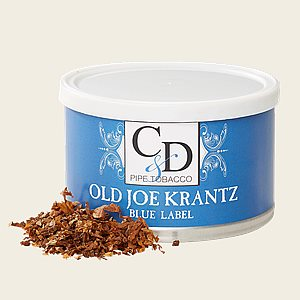Cornell & Diehl Old Joe Krantz Blue Pipe Tobacco