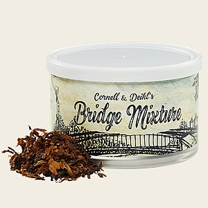 Cornell & Diehl Bridge Mixture Pipe Tobacco