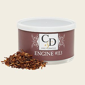Cornell & Diehl Engine #113 Pipe Tobacco