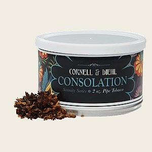 Cornell & Diehl Consolation  2 Ounce Tin
