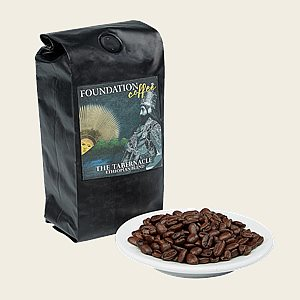 Foundation Coffee - The Tabernacle Blend  12 oz Bag