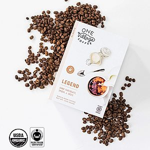 One Village Coffee - French Blend Gourmet