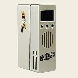 Cigar Oasis Excel Humidification