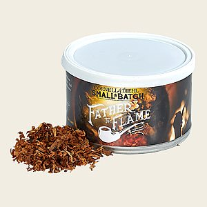 Cornell & Diehl Small Batch Father The Flame (formerly Straight-Up English) Pipe Tobacco