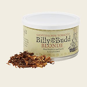 Cornell & Diehl Billy Budd Blonde  2 Ounce Tin