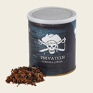 Cornell & Diehl Privateer  8 Ounce Tin