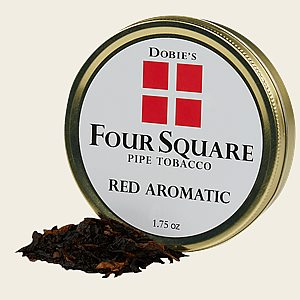 Dobie's Four Square - Red Aromatic Pipe Tobacco