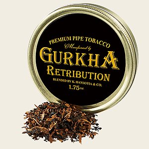 Gurkha Retribution Pipe Tobacco