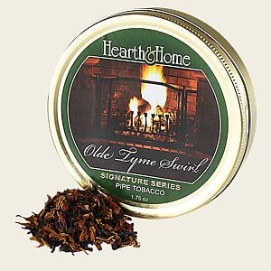 Hearth & Home Signature Olde Tyme Swirl Pipe Tobacco