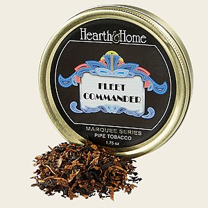 Hearth & Home Marquee Fleet Commander Pipe Tobacco