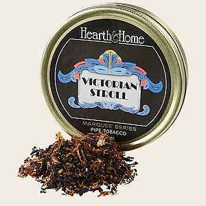 Hearth & Home Marquee Victorian Stroll Pipe Tobacco