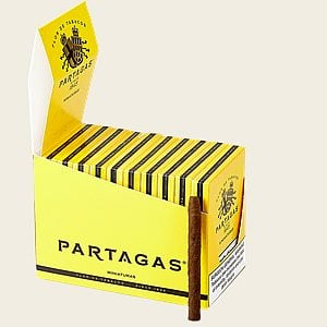 Partagas Purito Tins Cigars