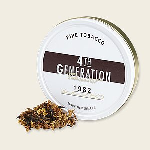 4th Generation 1982 Pipe Tobacco